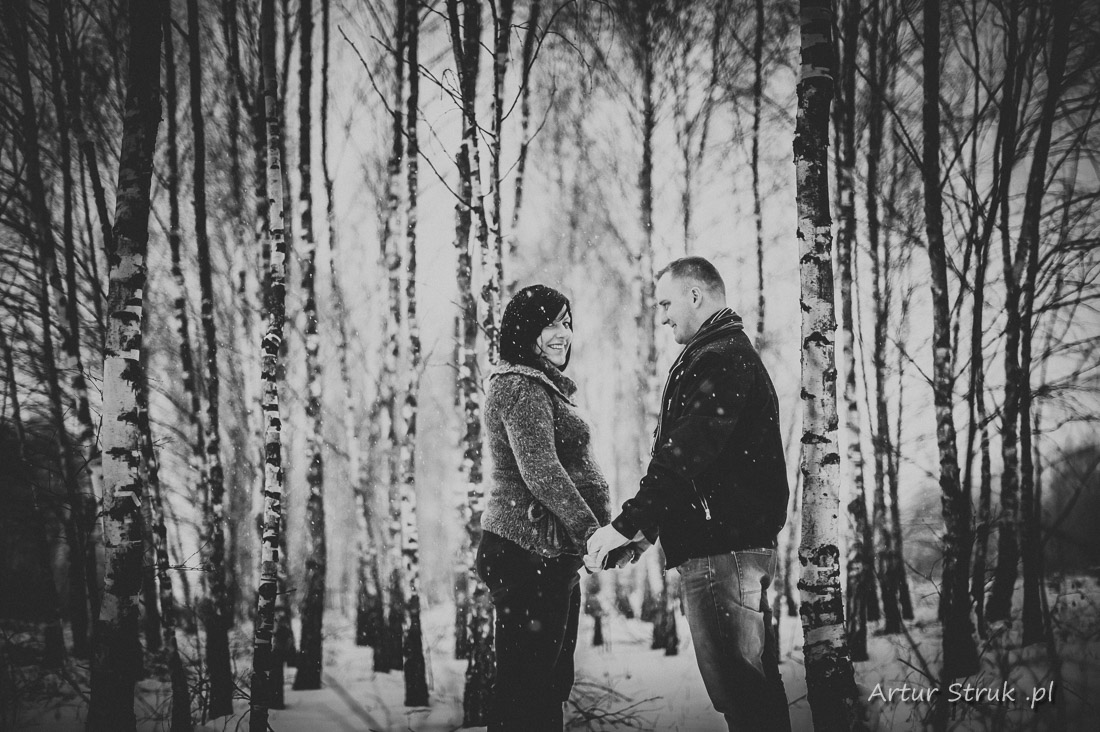 Magda i Marcin | sesja ciążowa
