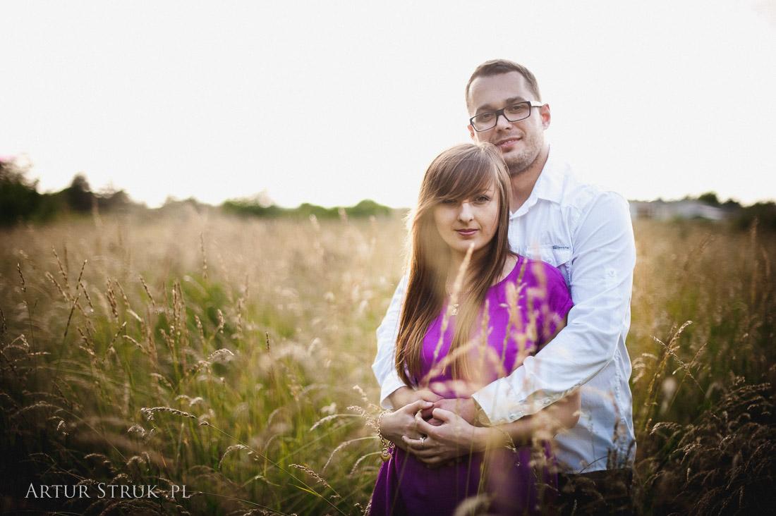 Beata i Piotrek | sesja narzeczeńska