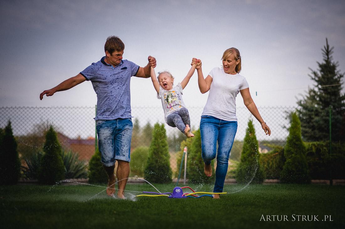 Zuzia | sesja rodzinna