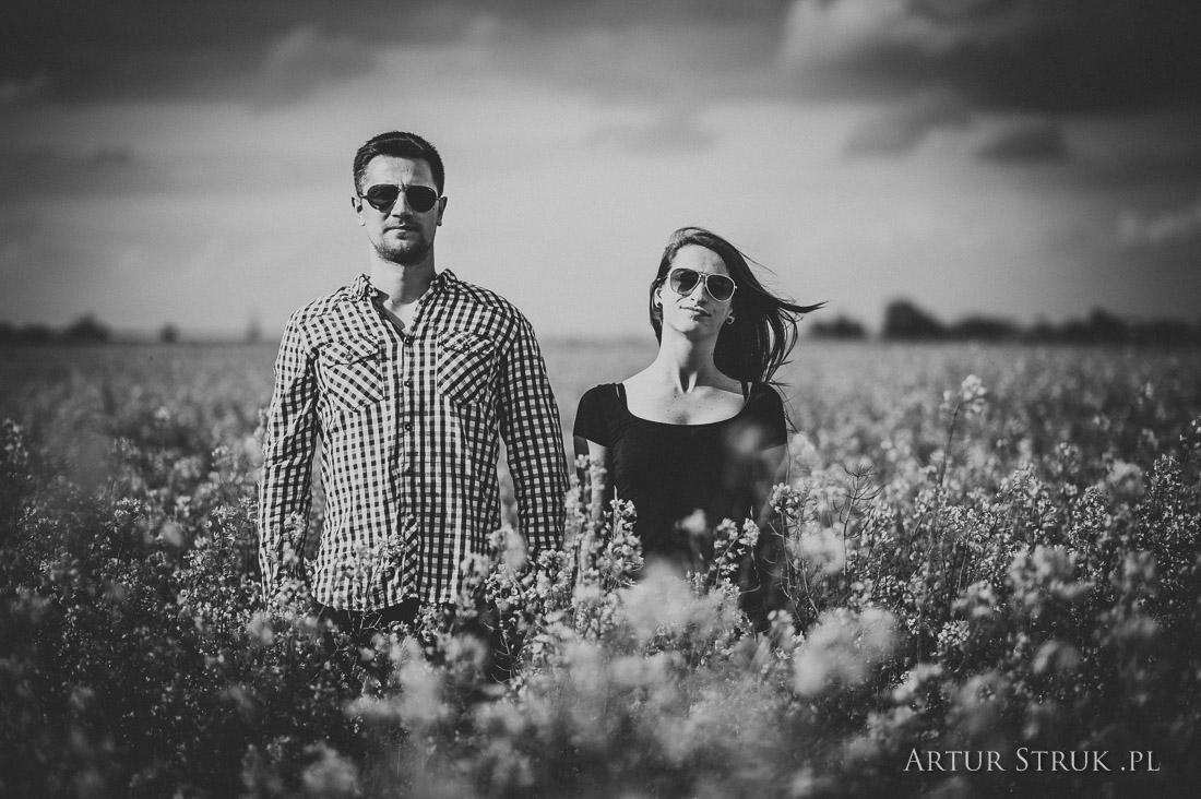 Justyna i Dawid | sesja narzeczeńska