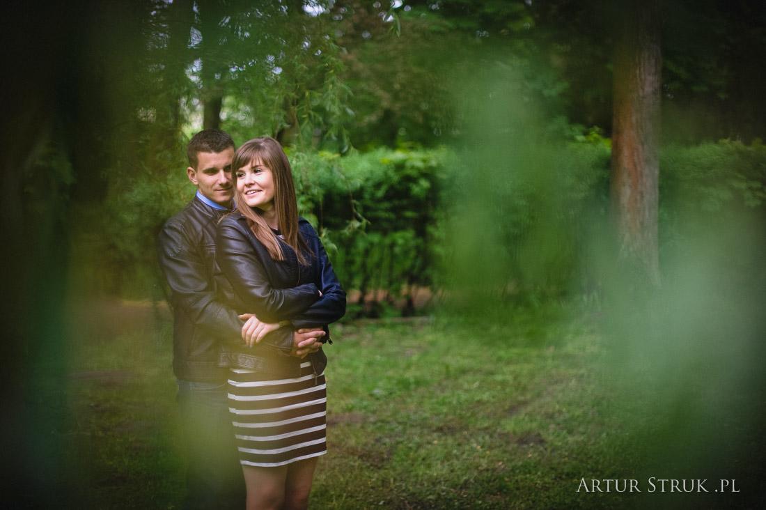 Karolina i Rafał | sesja narzeczeńska