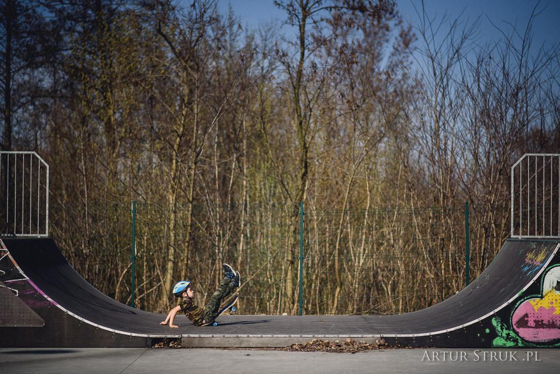 Skatepark Ślesin