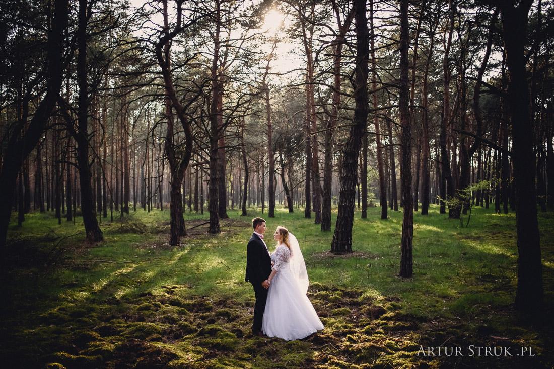 Ania i Adam | ślub i plener Rzgów