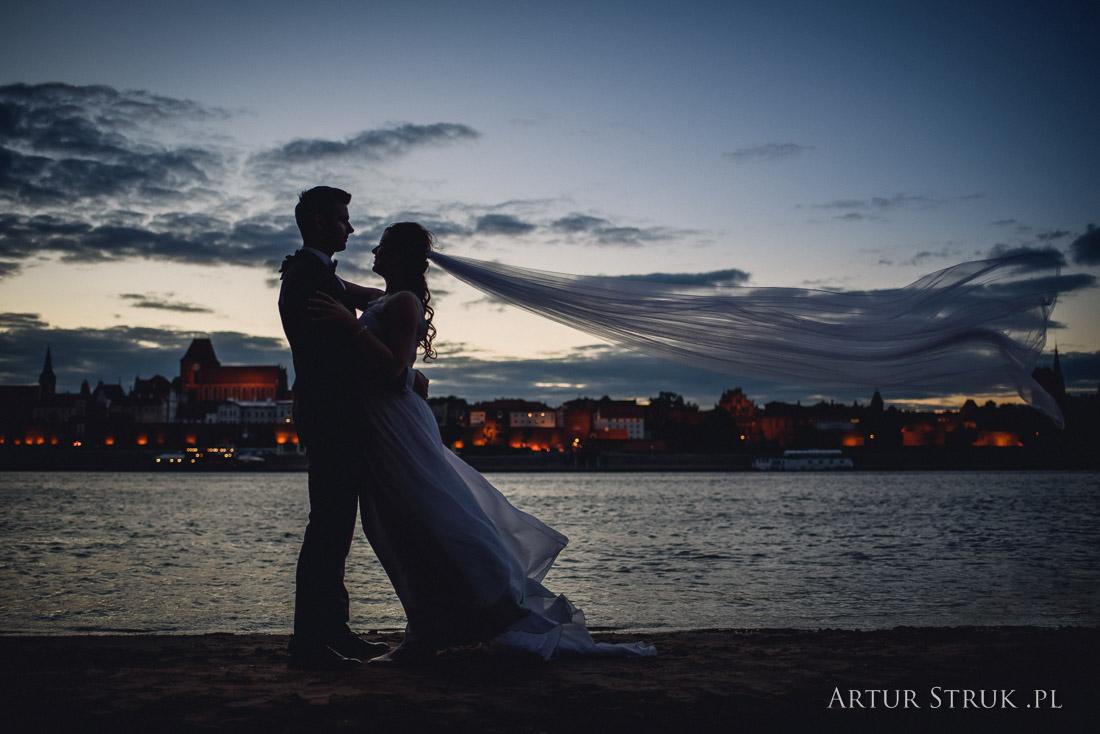Marta i Michał | ślub i plener Toruń