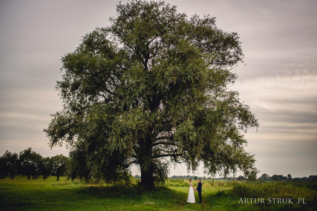 Kinga i Dawid | ślub i plener Rzgów