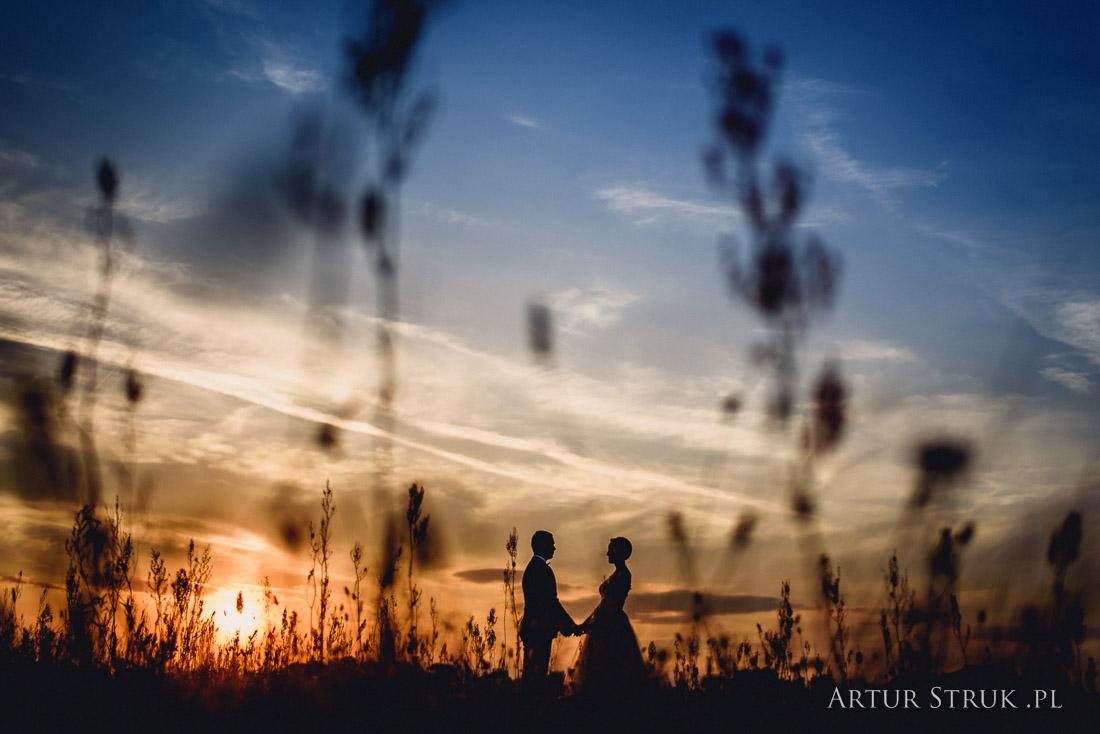 Izabella i Wiktor | ślub i plener Zagórów