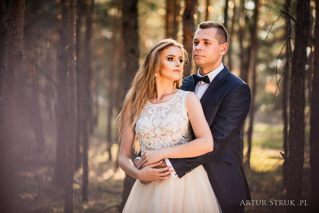 Milena i Tomek | Strzelno, Gościniec nad Gopłem, Grodztwo, plener Konin