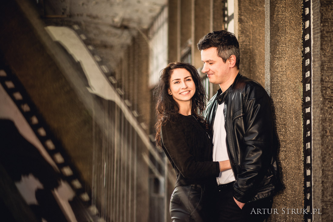 Olga i Michał | sesja narzeczeńska