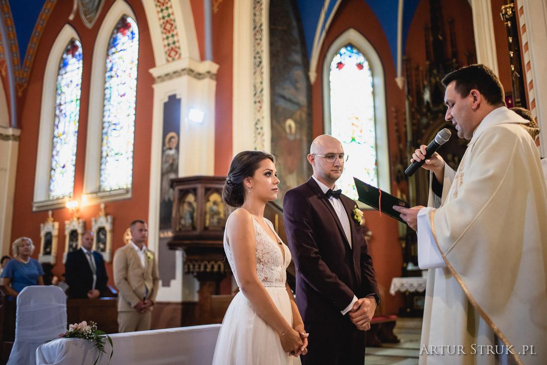 Karolina i Bartosz | ślub i wesele Grodziec