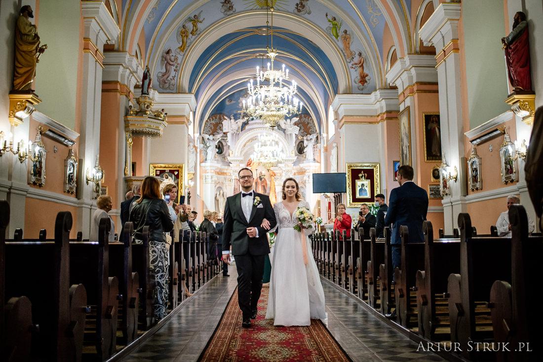 Asia i Bartek | ślub Konin
